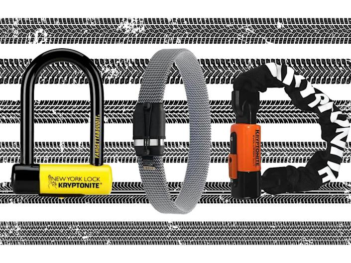 Don't forget to invest in a bike lock as well as a helmetiStock/ The Independent