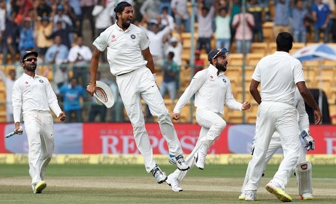India, Ishant, Kohli, 2nd Test, Australia