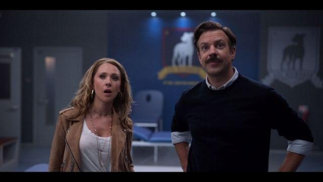 Still from Ted Lasso