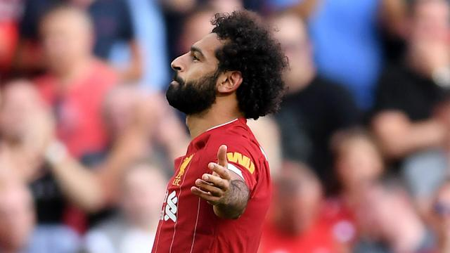 Arsenal lost at Anfield for their fourth straight visit in the Premier League as Mohamed Salah inspired Liverpool to a 3-1 win.