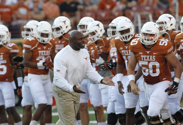 Texas CB Quandre Diggs thinks his teammates don't care about losing