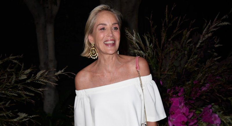 Sharon Stone revealed how impactful her stroke was on her career. [Photo: Getty]