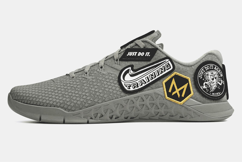 premium selection 8ae2e deb1b Nike Has a Customizable Sneaker Coming This Week for the CrossFit Fanatic