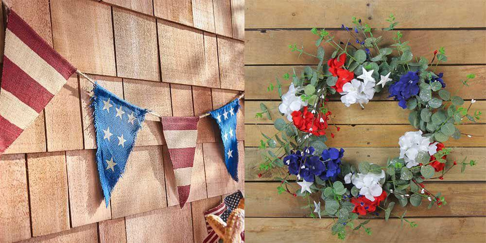 "<p>It's time to party like it's 1776. Turn your <a href=""https://www.womansday.com/food-recipes/food-drinks/g2440/4th-of-july-recipes/"" target=""_blank"">Independence Day celebration</a> into a patriotic extravaganza with sparklers, flags, and red, white, and blue everything. If you're going to a Fourth of July parade or brilliant fireworks show this year, you can bring some of these along, or use them to get your outdoor space ready to celebrate. Whether you're <a href=""https://www.womansday.com/food-recipes/food-drinks/g3008/4th-of-july-menu/"" target=""_blank"">hosting a BBQ</a> or just celebrating with a few friends and family, these festive (and affordable!) decorations bring the stars and stripes to your 4th of July celebration without breaking the bank. Plus some of these decorations you can use all-year! Fire up the grill, lather on some sunscreen, and get ready to celebrate the good, ol' USA. And if you don't feel like shopping for decorations this year, check out these adorable <a href=""https://www.womansday.com/home/crafts-projects/g2446/4th-of-july-crafts/"" target=""_blank"">red, white, and blue crafts</a> that are perfect for July 4th and easy to make. Ready, set, celebrate!</p>"