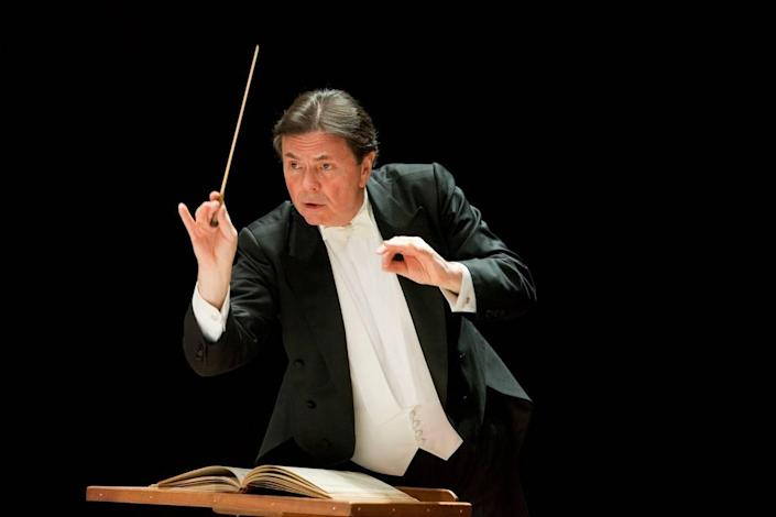 Frost Symphony Orchestra will perform at the Arsht Center on Dec. 4 with renowned maestro Gerard Schwarz.