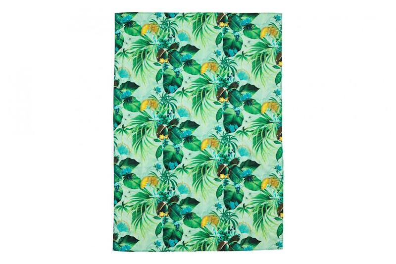 Tropical tablecloth, £17.99, H&M Home