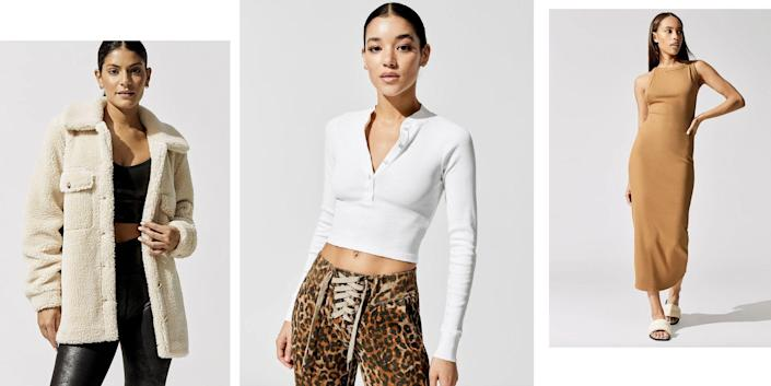 """<p class=""""body-dropcap"""">With back-to-school energy in the air, September is a natural time for a wardrobe update—<a href=""""https://www.cosmopolitan.com/style-beauty/fashion/g34303037/best-athleisure-wear/"""" rel=""""nofollow noopener"""" target=""""_blank"""" data-ylk=""""slk:athleisurewear and workout gear"""" class=""""link rapid-noclick-resp"""">athleisurewear and workout gear</a> included. Starting today, Carbon38's <a href=""""https://go.redirectingat.com?id=74968X1596630&url=https%3A%2F%2Fcarbon38.com%2Fcollections%2Fsitewide-eligible&sref=https%3A%2F%2Fwww.cosmopolitan.com%2Fstyle-beauty%2Fg37668911%2Fcarbon38-fall-sale-fashion%2F"""" rel=""""nofollow noopener"""" target=""""_blank"""" data-ylk=""""slk:fall sale"""" class=""""link rapid-noclick-resp"""">fall sale</a> is bringing exactly what you need for a fitness refresh. From now until September 21, almost all apparel and accessories at Carbon38 are <a href=""""https://go.redirectingat.com?id=74968X1596630&url=https%3A%2F%2Fcarbon38.com%2Fcollections%2Fsitewide-eligible&sref=https%3A%2F%2Fwww.cosmopolitan.com%2Fstyle-beauty%2Fg37668911%2Fcarbon38-fall-sale-fashion%2F"""" rel=""""nofollow noopener"""" target=""""_blank"""" data-ylk=""""slk:30 percent off"""" class=""""link rapid-noclick-resp"""">30 percent off</a> with the code <strong>STOCKUP</strong>. </p><p>Narrowing down the sale items worthy of your next barre or spin class 'fit can be harder than choosing your favorite instructor. I searched Carbon38's entire site for the 18 pieces you'll want to order before the sale ends next week. Nike sneakers, Stella McCartney for Adidas tops, and Sweaty Betty leggings are a few of our favorites for every type of workout—but I also found versatile pieces to wear before and after class. </p><p>Build the fitness (or lounge) outfits you'll wear all fall with the top finds from the Carbon38 fall sale, ahead.</p>"""