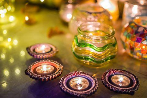 """<p>""""We have this belief that if we leave the lights on…that Ganesha and Lakshmi will come to our house,"""" says Bhasin, """"So we want to make sure that we have enough light in the house."""" Whether with lamps, string lights, or candles setting up a bright display in the home is an intrinsic part of Diwali that anybody can participate in. """"I want everybody [in America] to light a lamp in their house and bring the light...everybody can be apart of this beautiful festival."""" </p><p>There is truly no pun intended, but here's hoping that Diwali is the bright light for you that this year calls for. </p><p><a href=""""https://www.instagram.com/p/B4JS87KlUY0/?utm_source=ig_web_copy_link"""" rel=""""nofollow noopener"""" target=""""_blank"""" data-ylk=""""slk:See the original post on Instagram"""" class=""""link rapid-noclick-resp"""">See the original post on Instagram</a></p>"""