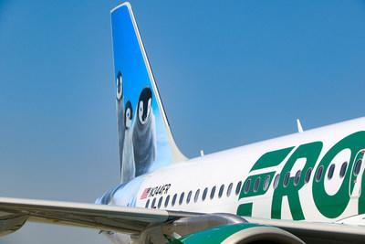 Ontario International Airport welcomes the arrival of Frontier Airlines' upcoming service to Newark.