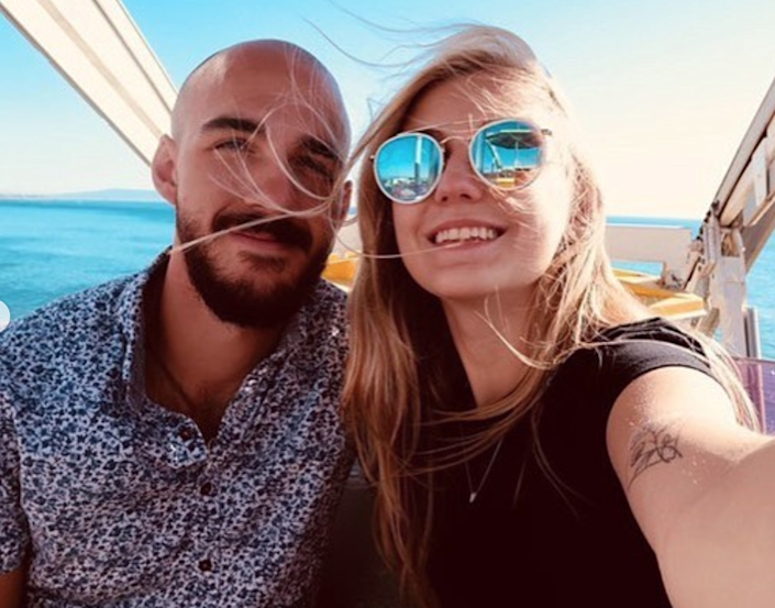 Brian Laundrie and Gabby Petito (Brian Laundrie/Instagram)