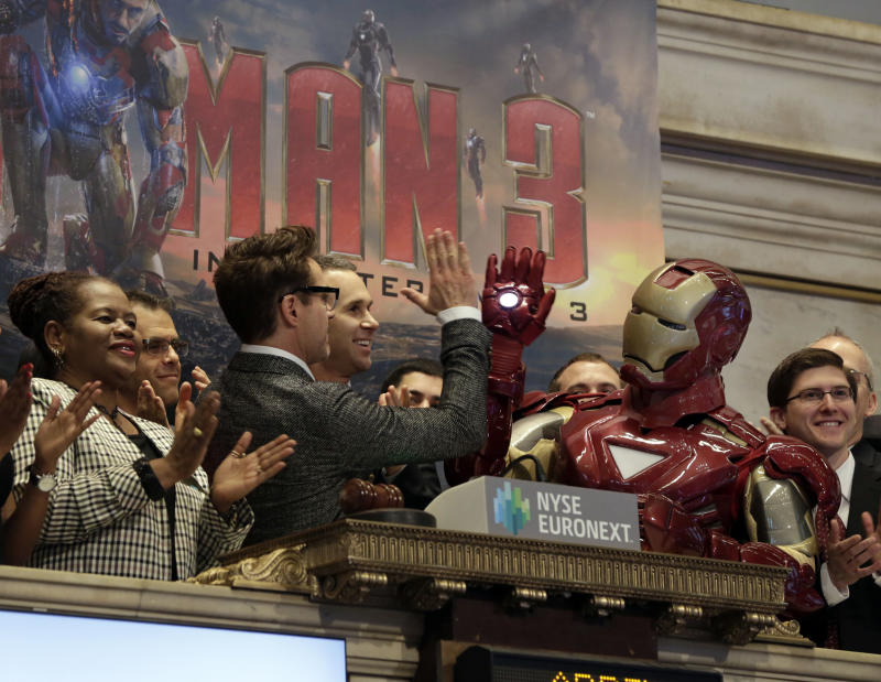 Will Downey suit up again after $175M 'IM3' haul?