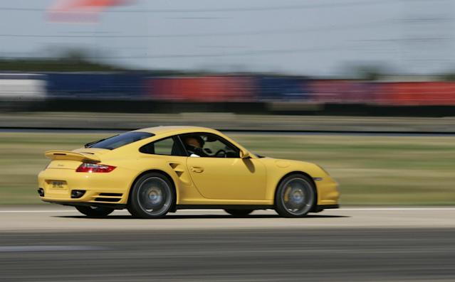 File photo dated 15/07/2006 of a Porsche 911 Turbo, as the 50th anniversary of the sports car, the Porsche 911 will be marked at the Goodwood Festival of Speed to be held this week.