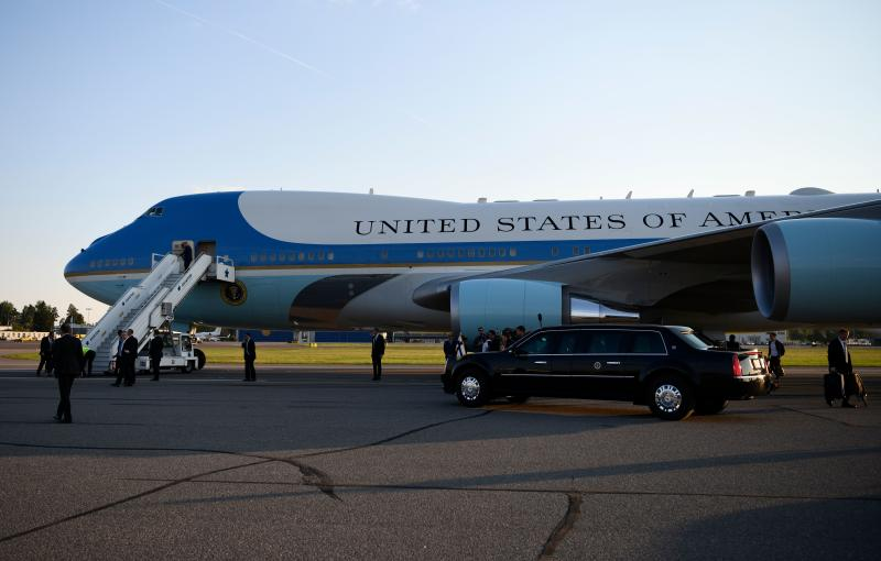 Trump Wants to Redesign Air Force One. Here's Why the Presidential Plane Looks the Way It Does
