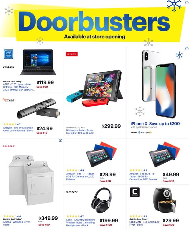 Best Buy's Black Friday ad is out: Here's everything you
