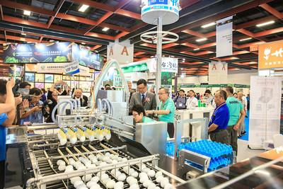Aquaculture Taiwan and Livestock Taiwan Expo 2018 recruited a massive of automation manufacturing companies which had attracted over 14,000 visitors hailing from 34 countries to the show.