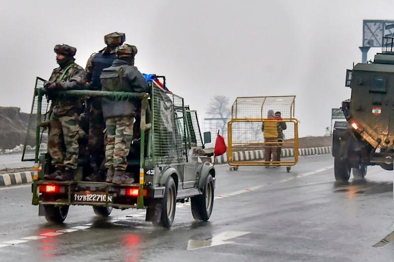 Ahead of Shah's Kashmir Visit, Forces Prepare Plan to Deal With Pulwama-like Attack on Amarnath Yatra