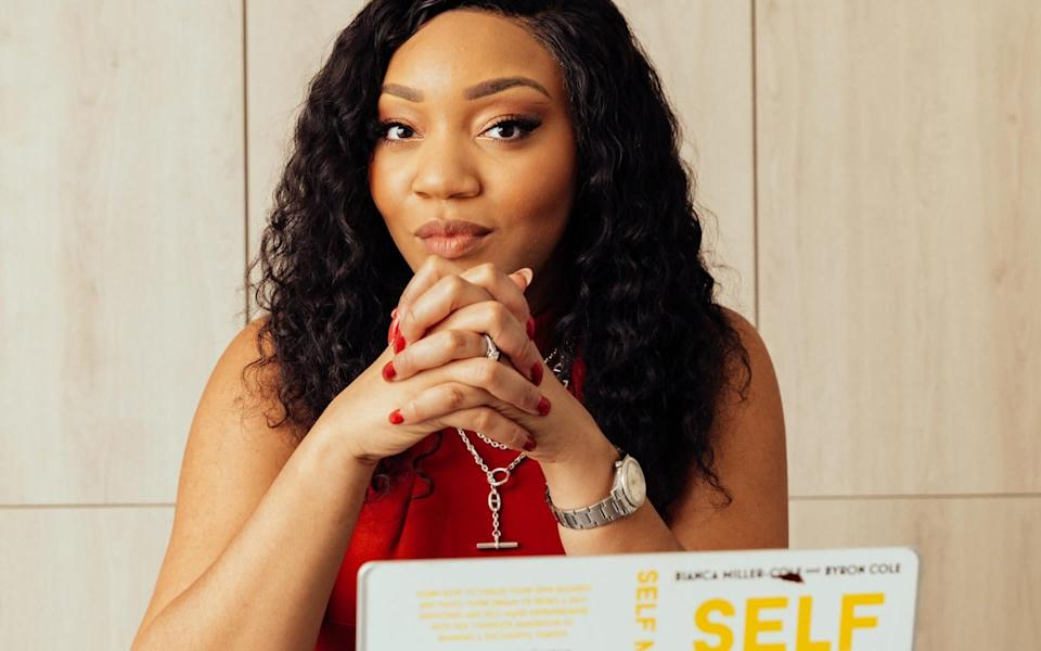 Bianca Miller-Cole is the co-author of bestselling book, Self Made - MCM London
