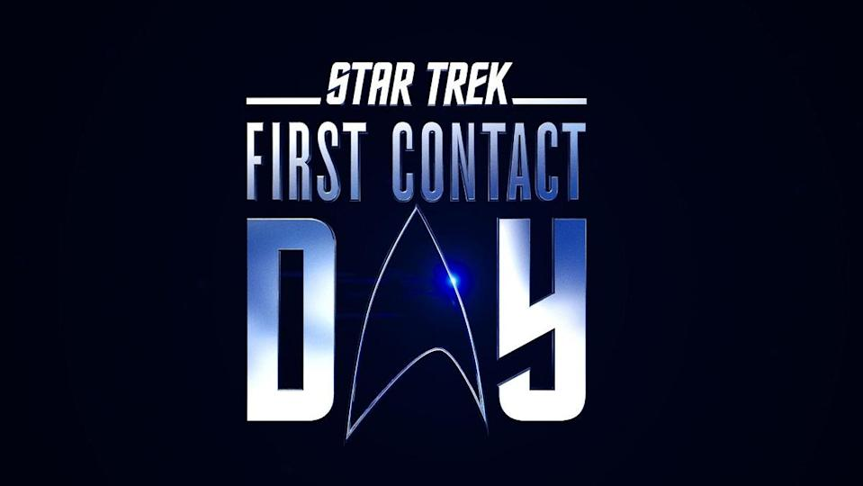 Star Trek: First Contact Day is the latest virtual mini con for the 55 year old franchise.