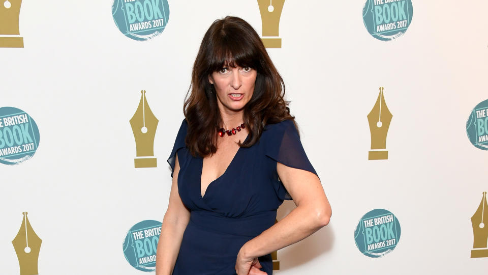 'Tom Gates' author Liz Pichon attends The British Book Awards on May 8, 2017. (Photo by Stuart C. Wilson/Getty Images)
