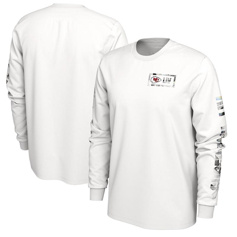 Chiefs Super Bowl LIV Bound Long Sleeve T-Shirt
