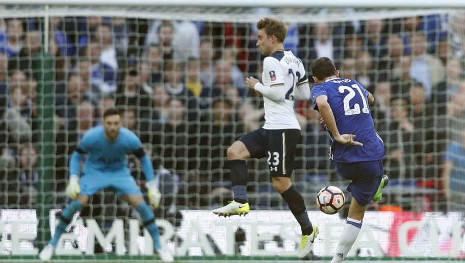 <p>To follow came one of the games of the season. Tottenham against Chelsea in the FA Cup semi-final at Wembley was everything we hoped it'd be.</p> <br /><p>England's two best teams slugged it out in a sun-drenched goal fest. The two sides went punch for punch, but in the end it was Antonio Conte's league leaders who came out on top.</p> <br /><p>Conte's Chelsea were pinned back for large parts of the game but were completely clinical in front of goal, with his team selection choices paying dividends as Willian bagged twice in the first half. Eden Hazard isn't a bad substitute to bring on, and his goal swung the tie his side's way again before Nemanja Matic's thunderbolt ended things.</p> <br /><p>Chelsea may have also ended Tottenham's thin title hopes in the process, as that's a pretty significant mental knock for Spurs to take.</p>