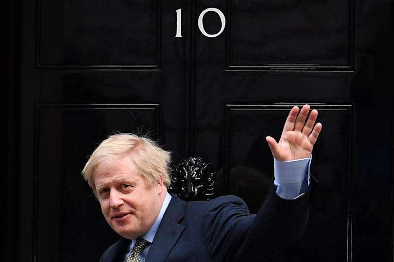 Boris Johnson has regained his title of Prime Minister after being invited by the Queen to form a government (Picture: BEN STANSALL/AFP via Getty Images)