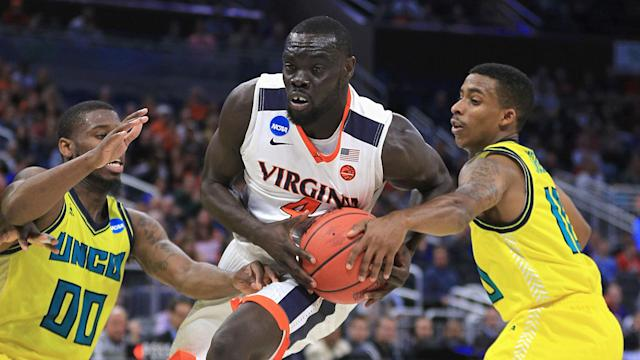 Marial Shayok scored a career-high to stave of a dangerous UNC Wilmington team.