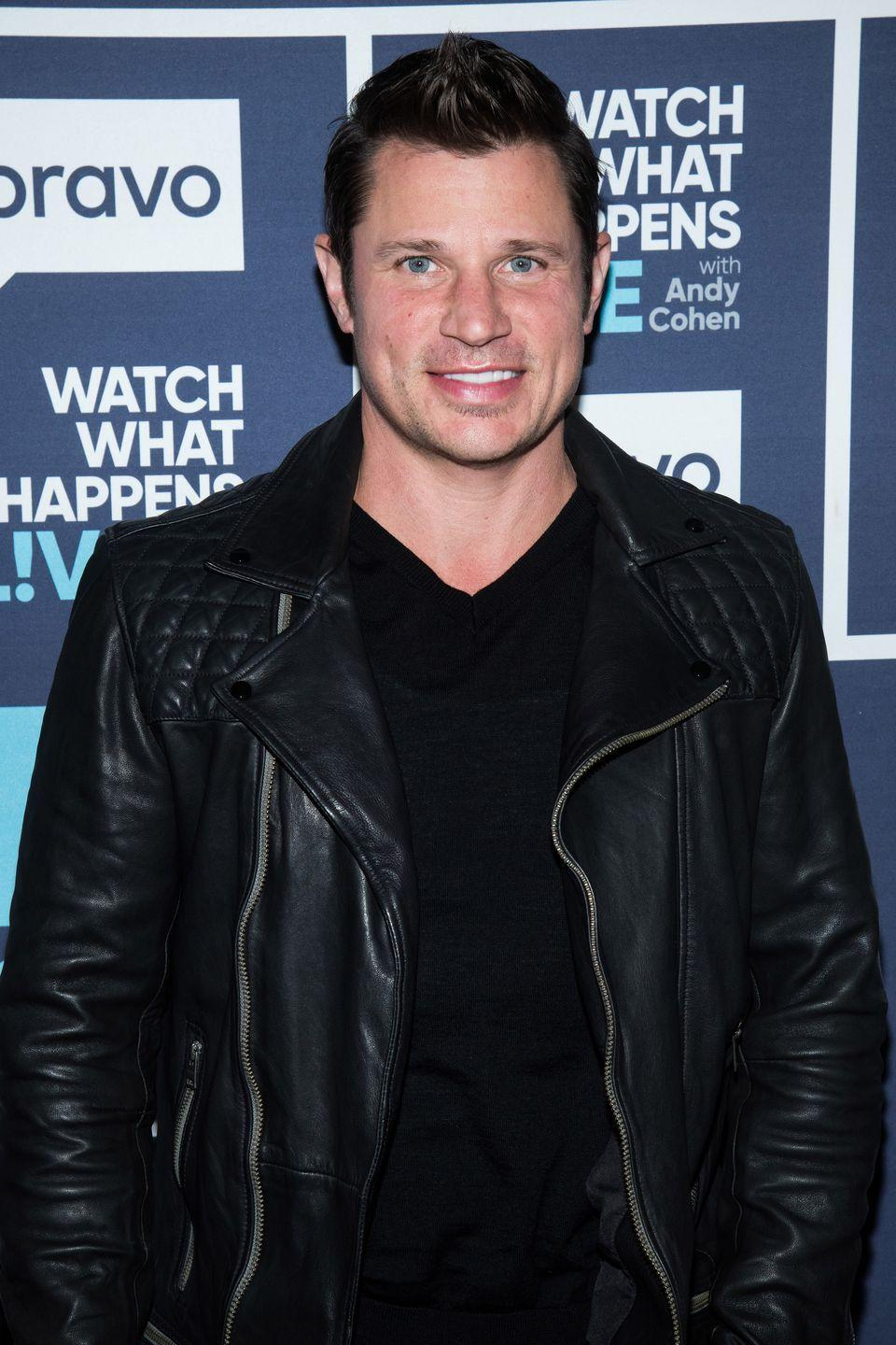 <p>After taking a brief musical hiatus, Lachey has reunited with his former bandmates of 98 Degrees. The 46-year-old also hosts the Netflix reality show <em>Love Is Blind</em>, alongside his wife Vanessa Minnillo. </p>