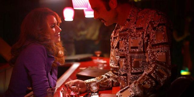 Liev Schreiber as Chuck Wepner and Naomi Watts as Linda in 'Chuck' (Photo: TIFF)