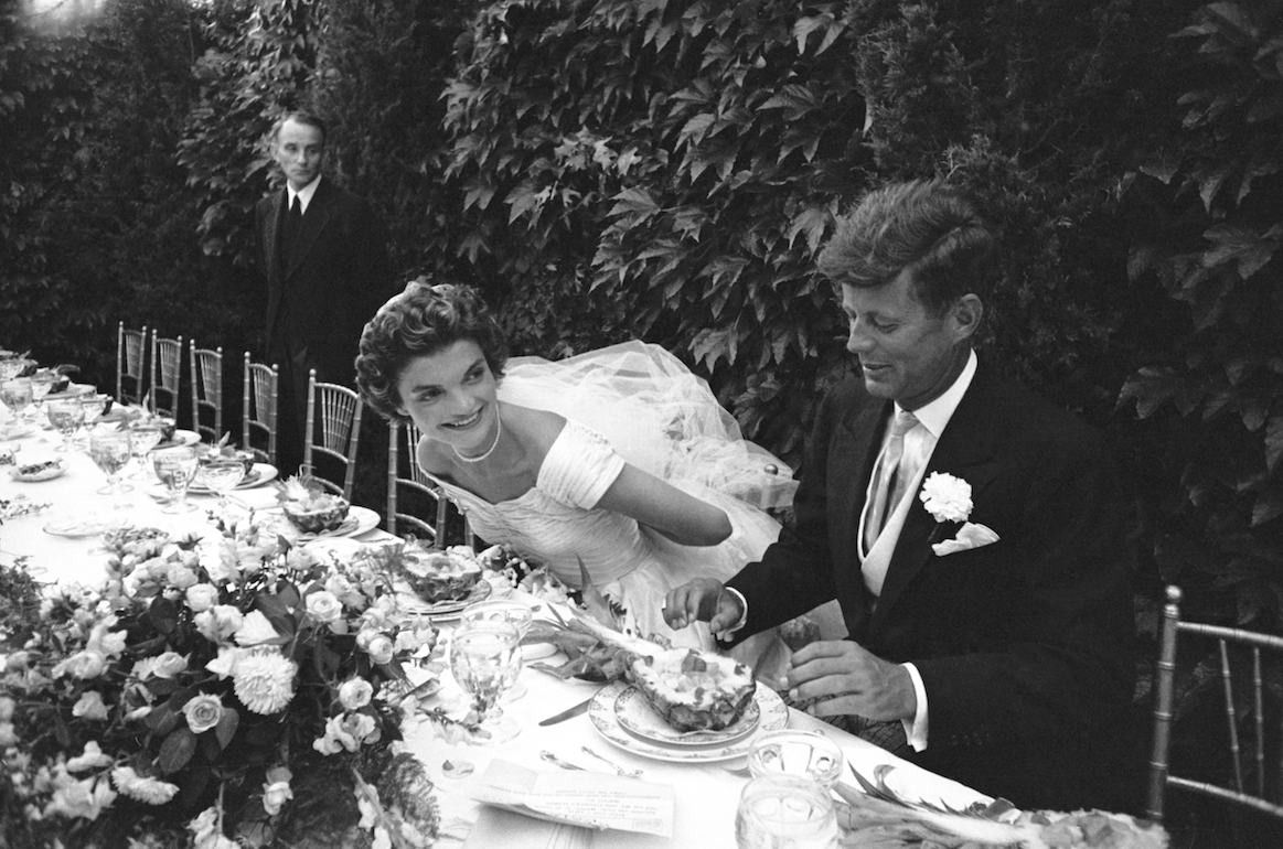<p>America may lack royals, but we have wealthy society families in <em>spades.</em> We're talking monikers like the Vanderbilts, the Astors, the Kennedys, and so on. And when members of these families tied the knot, major $$$ was spent. Of course, the gowns were <em>to die for</em>. Relive the most expensive and historical gowns to date, ahead.</p>