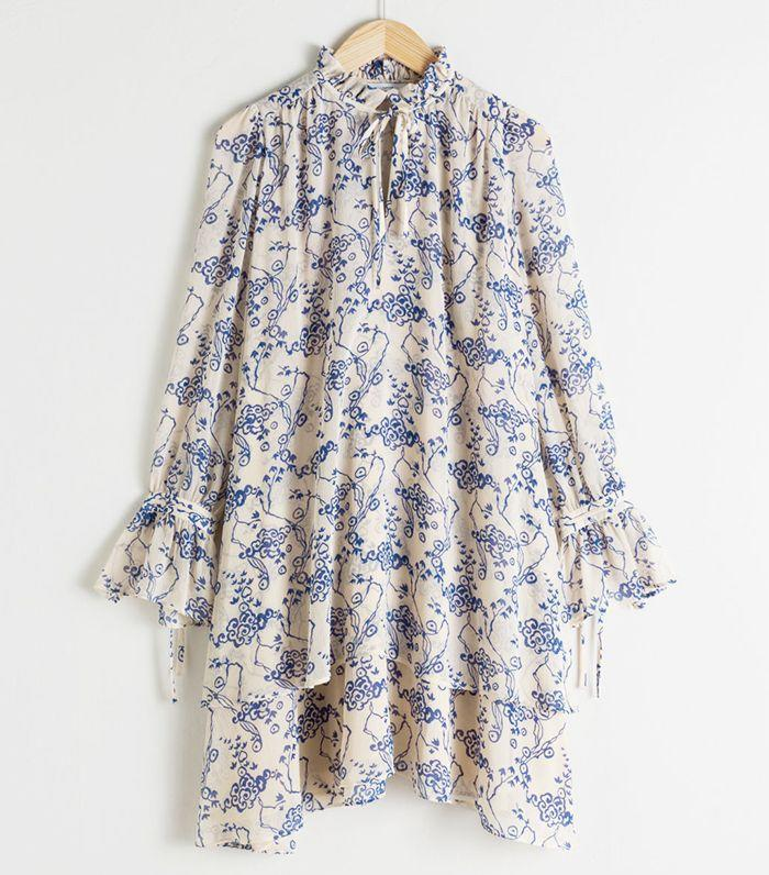 eff46f30b70d The Only 3 Summer Dresses You Need From Zara, & Other Stories and Mango