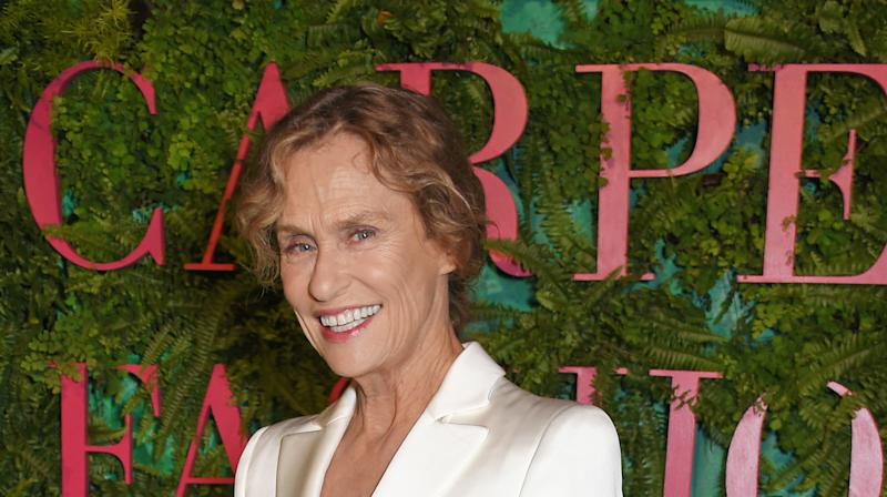 Lauren Hutton Covers Vogue Italia's 'Timeless' Issue At Age 73