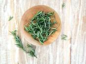 <p>Rosemary is not just a perennial but an evergreen herb that can be harvested year-round. Most often found in Italian food, rosemary pairs wonderfully with rich, savory dishes.</p>