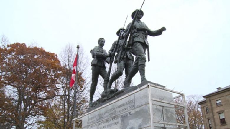 Charlottetown ceremonies to commemorate Battle of Vimy Ridge