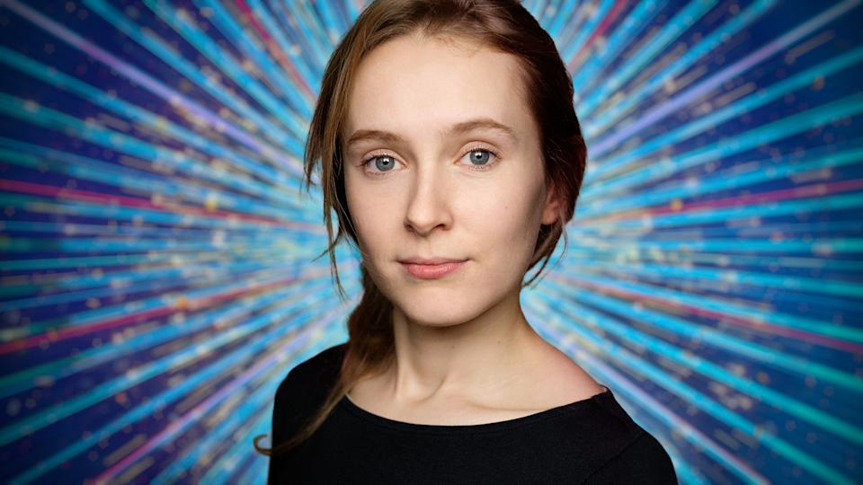 Rose Ayling-Ellis will be the first deaf contestant. (BBC)