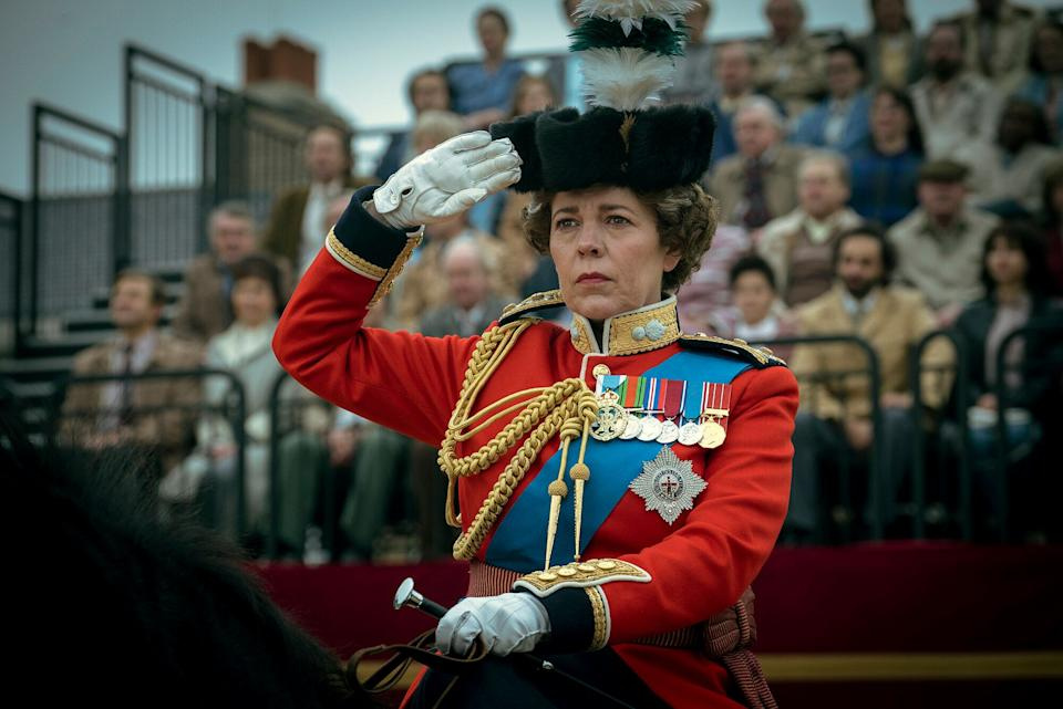 "The fourth season of ""The Crown"" debuts on Netflix.  (Photo: Liam Daniel/Netflix)"