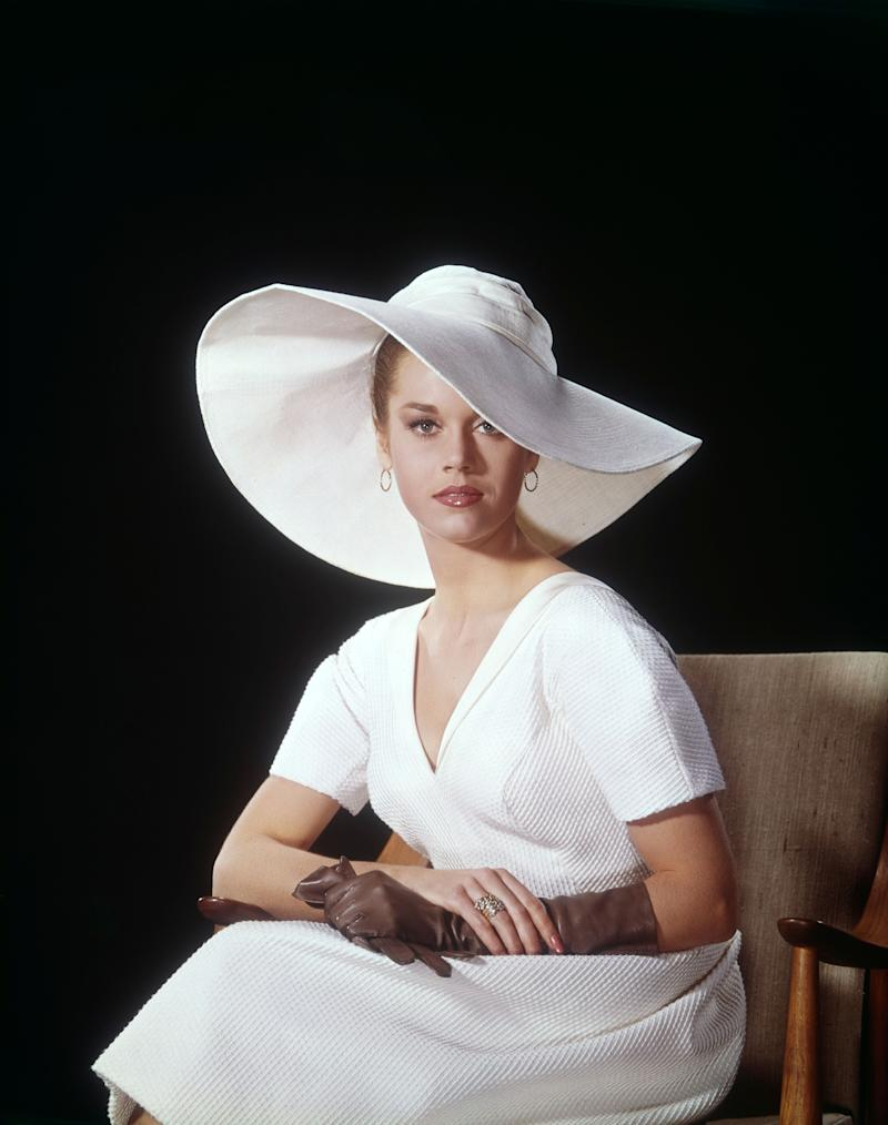 """Fonda in """"The Chapman Report,"""" directed by George Cukor, 1962."""