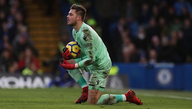 <p><strong>Combined Passes/Touches: 1,921</strong></p> <br><p>Another young English keeper, Butland has had his fair share of ups and downs this season. Despite already having six international caps to his name, Butland may be in danger of losing his spot this summer. He's kept just five clean sheets in 26 appearances, and has surrendered 47 goals, including a howler of own goal last week against Leicester City.</p> <br><p>Butland's passing game has been a bright spot this season, as he's averaging a career high passes per match, at a 46% success rate. </p>
