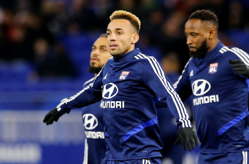 Wolves sign left back Marcal from Lyon on two-year deal