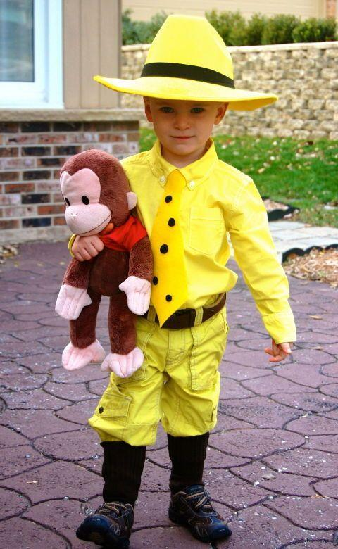"""<p><span>For the curious kid, outfit him or her in this sweet Curious George-themed getup. (Banana not included.)</span></p><p><strong>Get the tutorial at <a href=""""https://hauteapplepie.com/2015/10/16/the-man-with-the-yellow-hat-curious-george-costume/"""" rel=""""nofollow noopener"""" target=""""_blank"""" data-ylk=""""slk:Haute Apple Pie"""" class=""""link rapid-noclick-resp"""">Haute Apple Pie</a>.</strong><br></p><p><strong><a class=""""link rapid-noclick-resp"""" href=""""https://www.amazon.com/Nu-Source-Inc-Premium-White-1001-72/dp/B004E5DTLY/?tag=syn-yahoo-20&ascsubtag=%5Bartid%7C10050.g.4975%5Bsrc%7Cyahoo-us"""" rel=""""nofollow noopener"""" target=""""_blank"""" data-ylk=""""slk:SHOP FELT"""">SHOP FELT</a></strong></p>"""