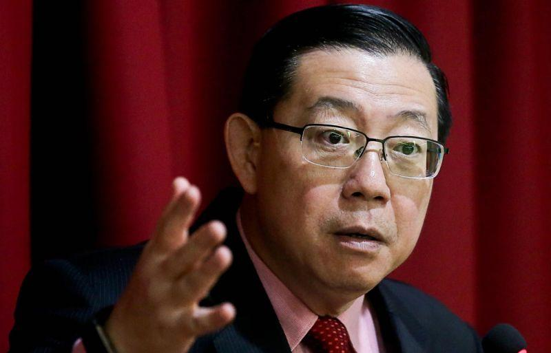Finance Minister Lim Guan Eng urged the Kelantan state government to manage the state finances more responsibly and cut down its reliance on the federal government. ― Picture by Sayuti Zainudin