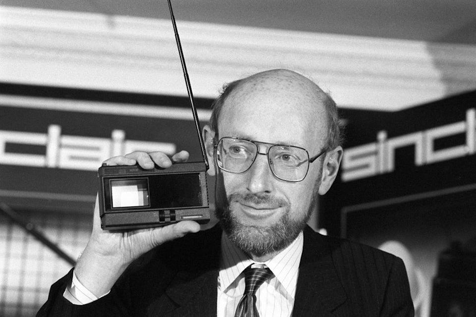 Clive Sinclair was a pioneering entrepreneur (PA) (PA Archive)