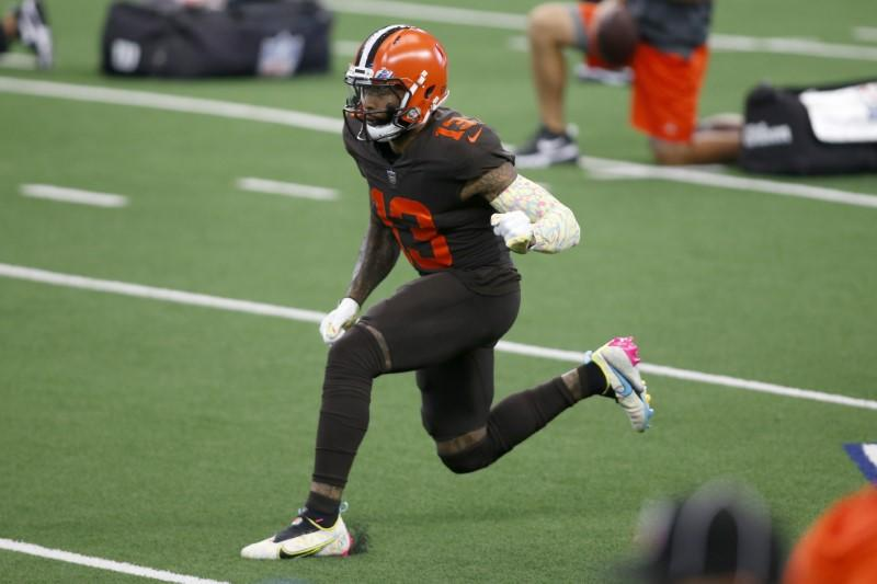 NFL roundup: Browns in rare territory after wild win at Dallas