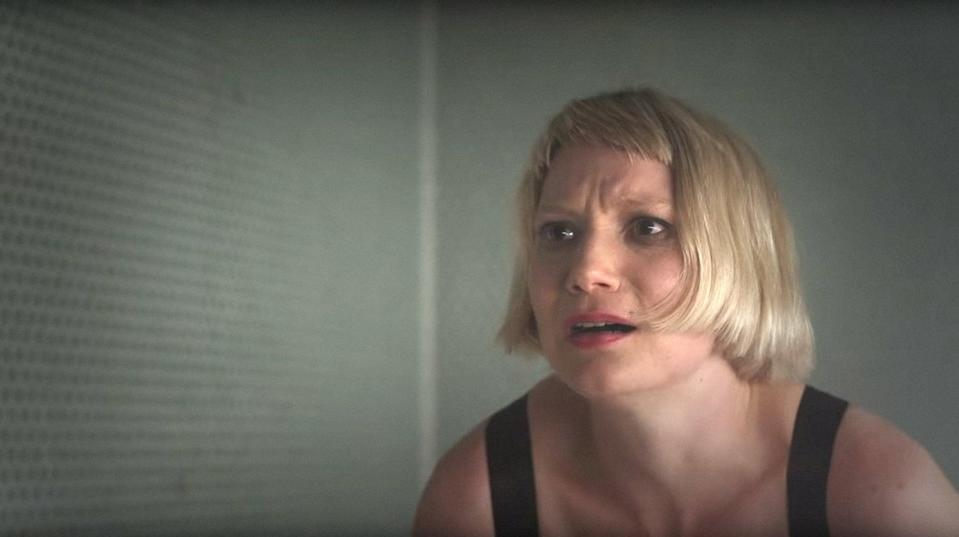 """<p>Based on the novel of the same name by Ryū Murakami, this terrifying thriller stars <a class=""""link rapid-noclick-resp"""" href=""""https://www.popsugar.co.uk/Mia-Wasikowska"""" rel=""""nofollow noopener"""" target=""""_blank"""" data-ylk=""""slk:Mia Wasikowska"""">Mia Wasikowska</a> as a sadistic sex worker hired by a married man (played by Christopher Abbott) who hopes to take his murderous impulses out on her.<br></p> <p><strong>When it's available:</strong> Nov. 1<br></p>"""