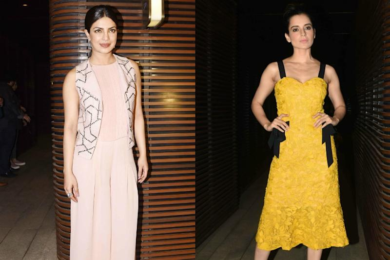 Getting Carried Away in Times of Triumph, Kangana Ranaut Needs to Take Leaf Out of PeeCee's Book