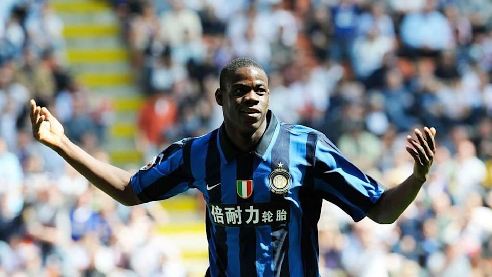 Mario Balotelli a San Siro | Claudio Villa/Getty Images
