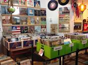 """<p>""""Marvelous place! Kind, interesting people who have collected just an amazing mass of old, cool stuff over the last thirty-odd years. A bunch of fantastic records, tons of Montana memorabilia. I'll be back every August!"""" <a href=""""https://www.yelp.com/biz/oxford-hotel-antiques-billings"""" rel=""""nofollow noopener"""" target=""""_blank"""" data-ylk=""""slk:K D"""" class=""""link rapid-noclick-resp"""">K D</a>.</p><p><strong>Visit the store</strong>: 2411 Montana Ave, Billings, MT </p>"""
