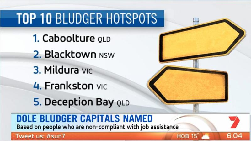 Caboolture came in at number one for welfare noncompliance. Source: Sunrise