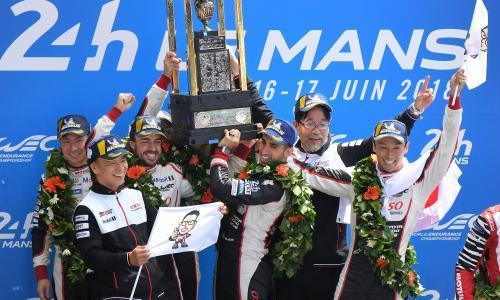 Fernando Alonso wins Le Mans 24 Hours to get closer to triple crown