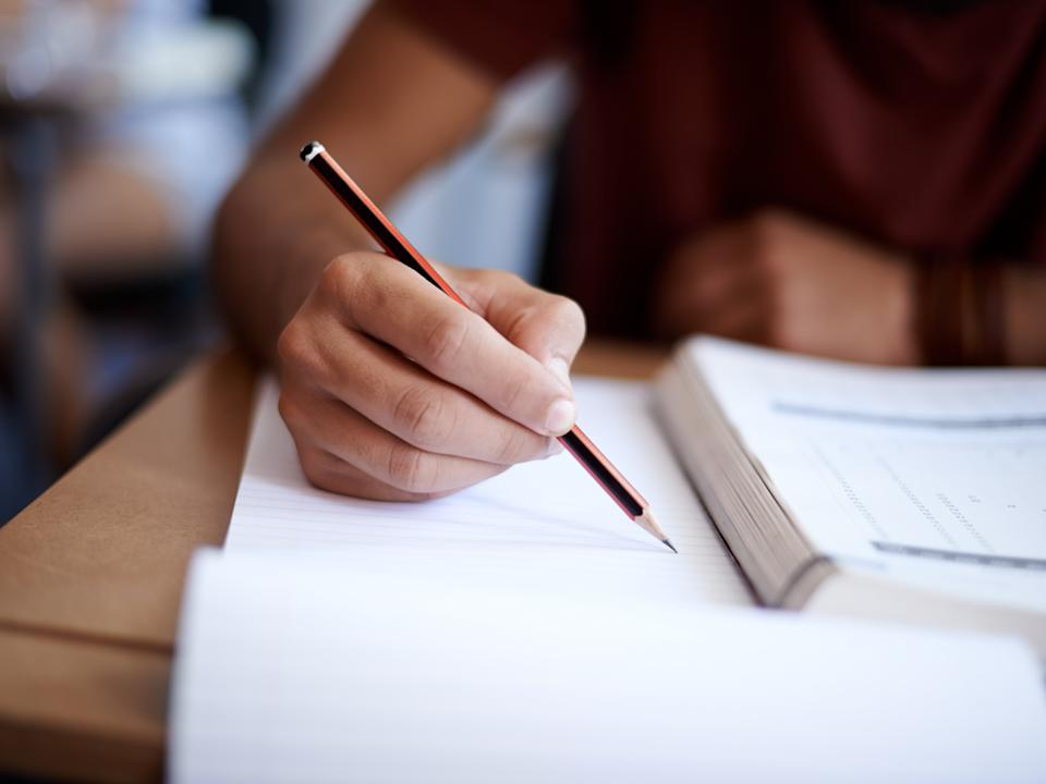 <p>The mental health of students needs to be considered when it comes to exams</p> (Getty Images)